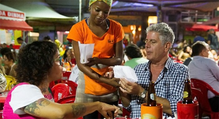 A Cook's Tour: An Anthony Bourdain Style Vacation