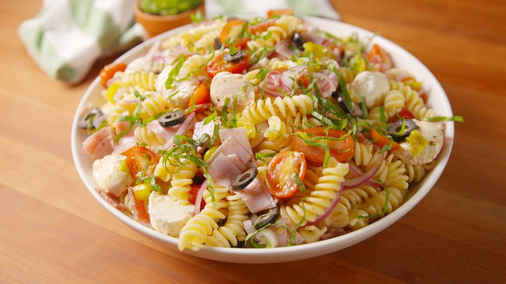 5 Authentic Italian Pasta Dishes You Need To Try Making At Home